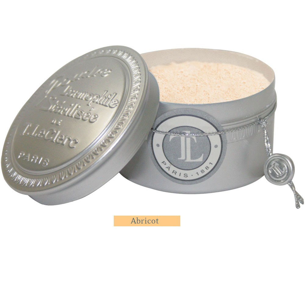 T. LeClerc Loose Powder 01 Abricot 25 g