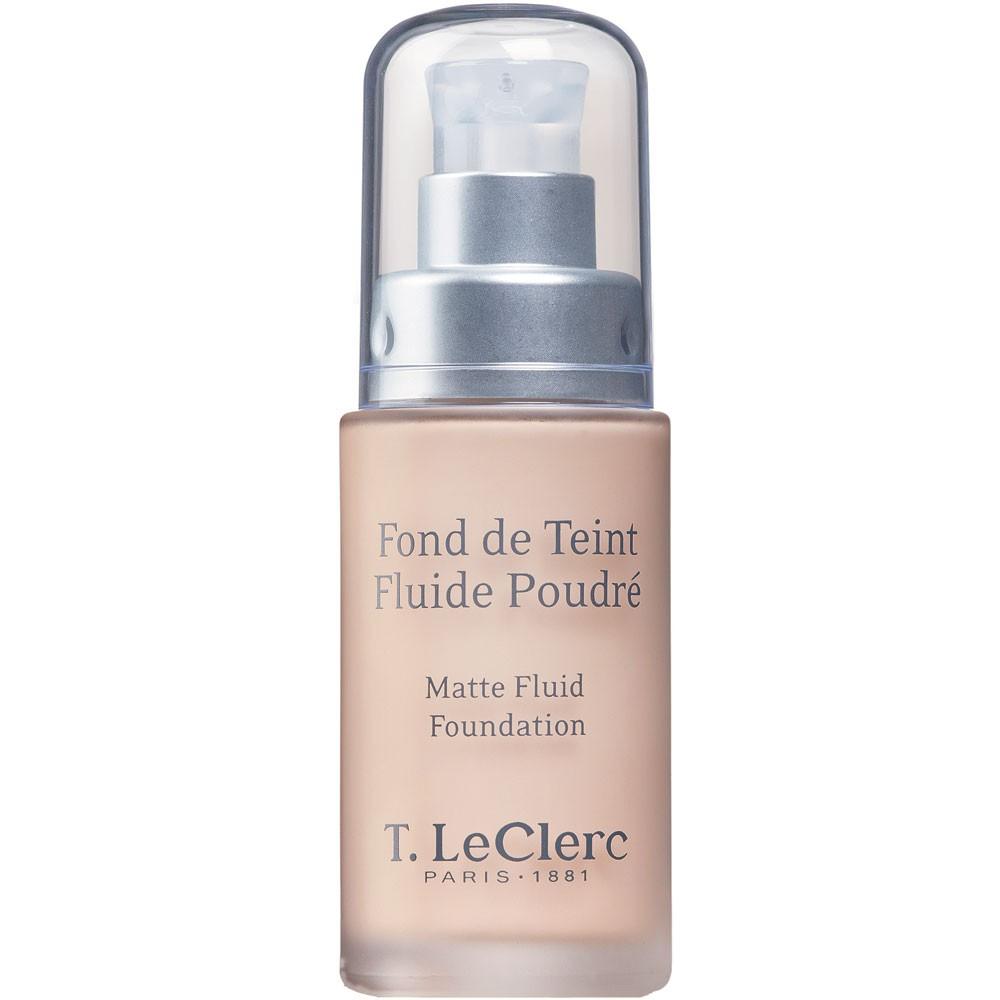 T. LeClerc Matte Fluid Foundation 05 Beige Ambré 30 ml