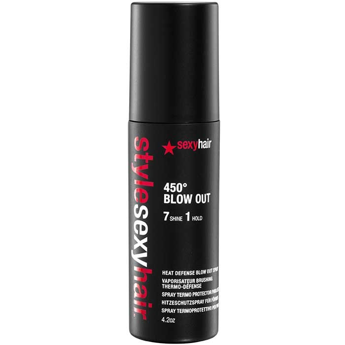Style Sexy Hair 450° Blow Out Heat Defense Blow Dry Spray 125 ml