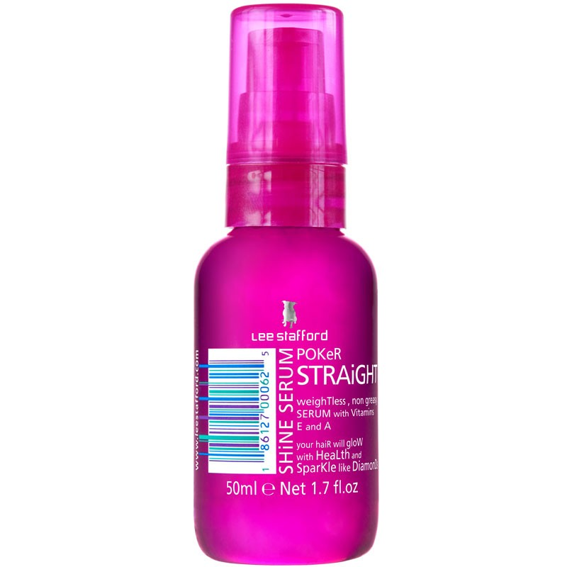 Lee Stafford Poker Straight Shine Serum 50 ml