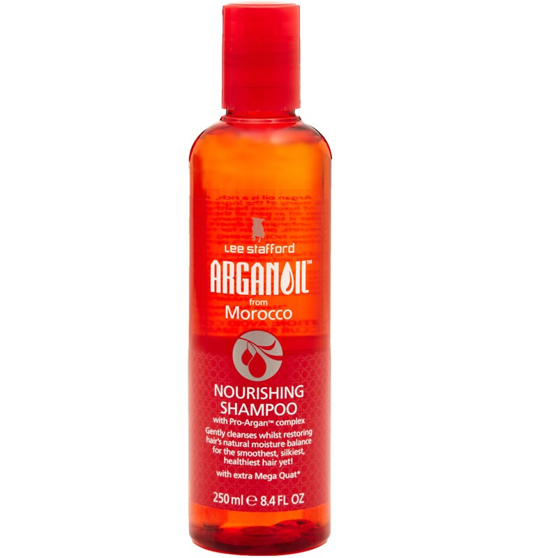 Lee Stafford Arganoil Nourishing Shampoo 250 ml