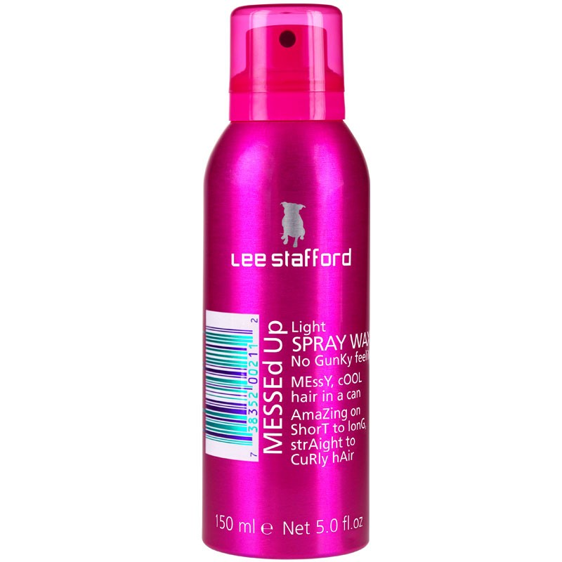 Lee Stafford Messed Up Spray Wax 150 ml