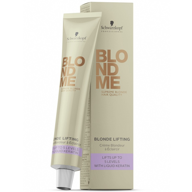 Schwarzkopf Blondme Blonde Lifting Sand 60 ml