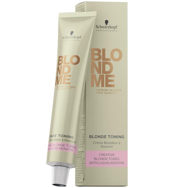 Schwarzkopf Blondme Toner Softener 60 ml