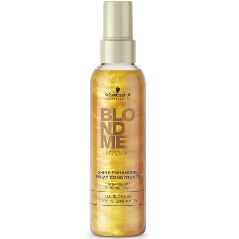 Schwarzkopf Blondme Shine Enhancing Spray Conditioner 150 ml