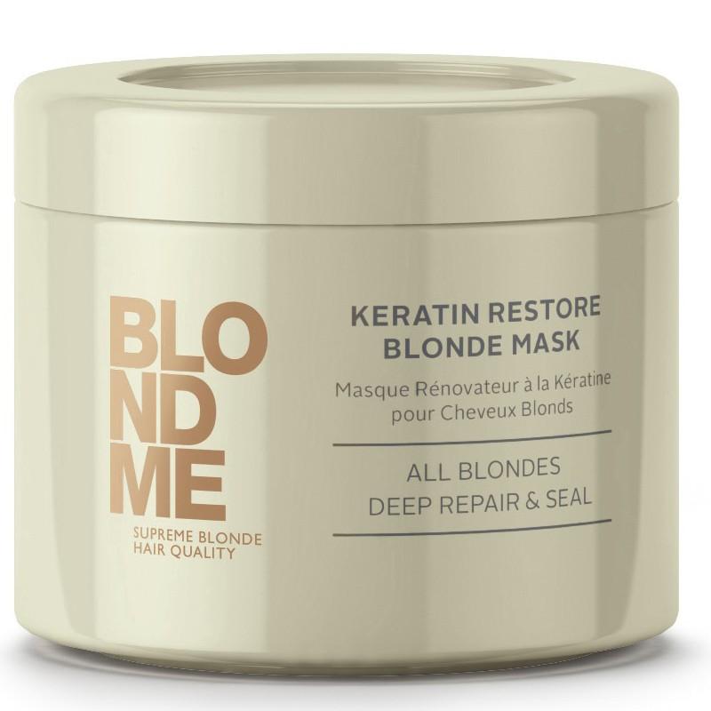 Schwarzkopf Blondme Keratin Restore Blonde Treatment 200 ml
