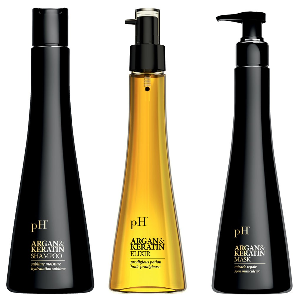 pH Argan & Keratin Gift-Kit