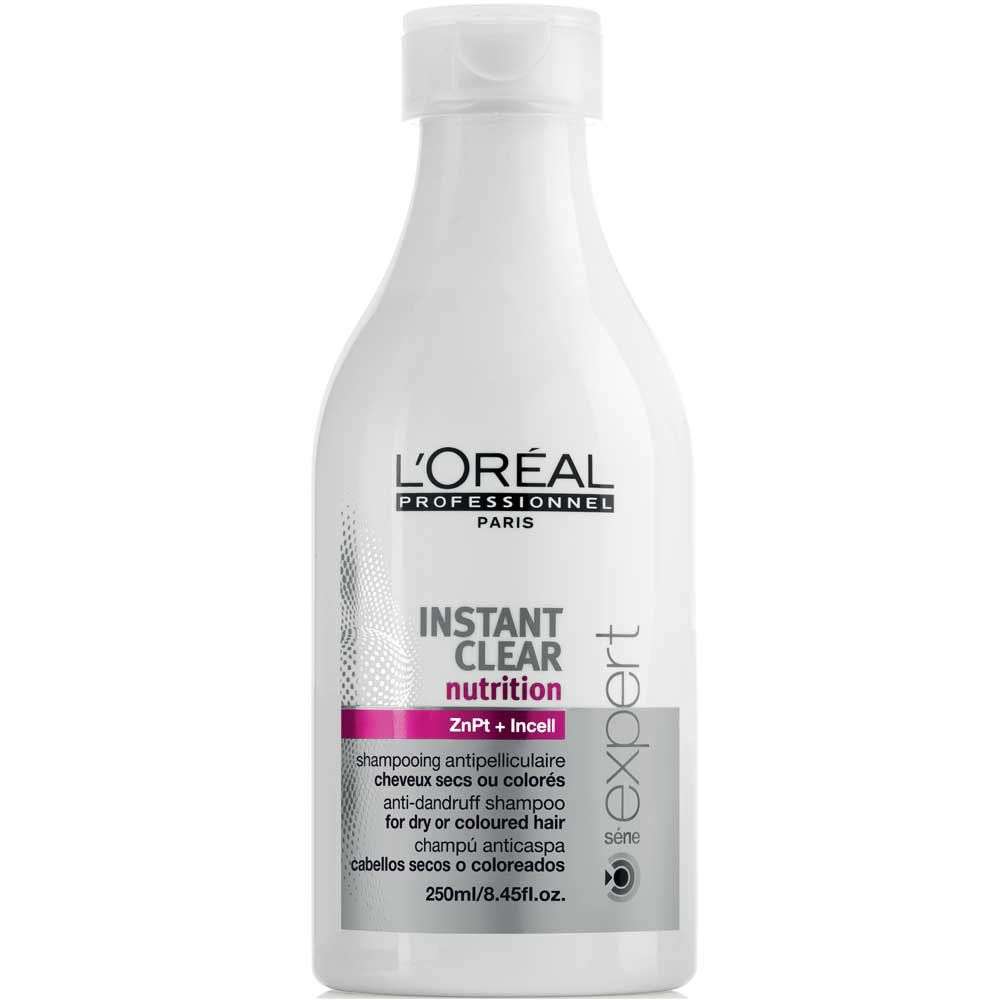 Loreal Serie Expert Instant Clear Nutrive Shampoo 250 ml