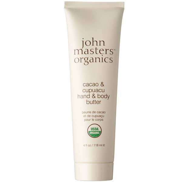 john masters organics Bodycare Cacao & Cupuacu Hand & Body Butter 118 ml