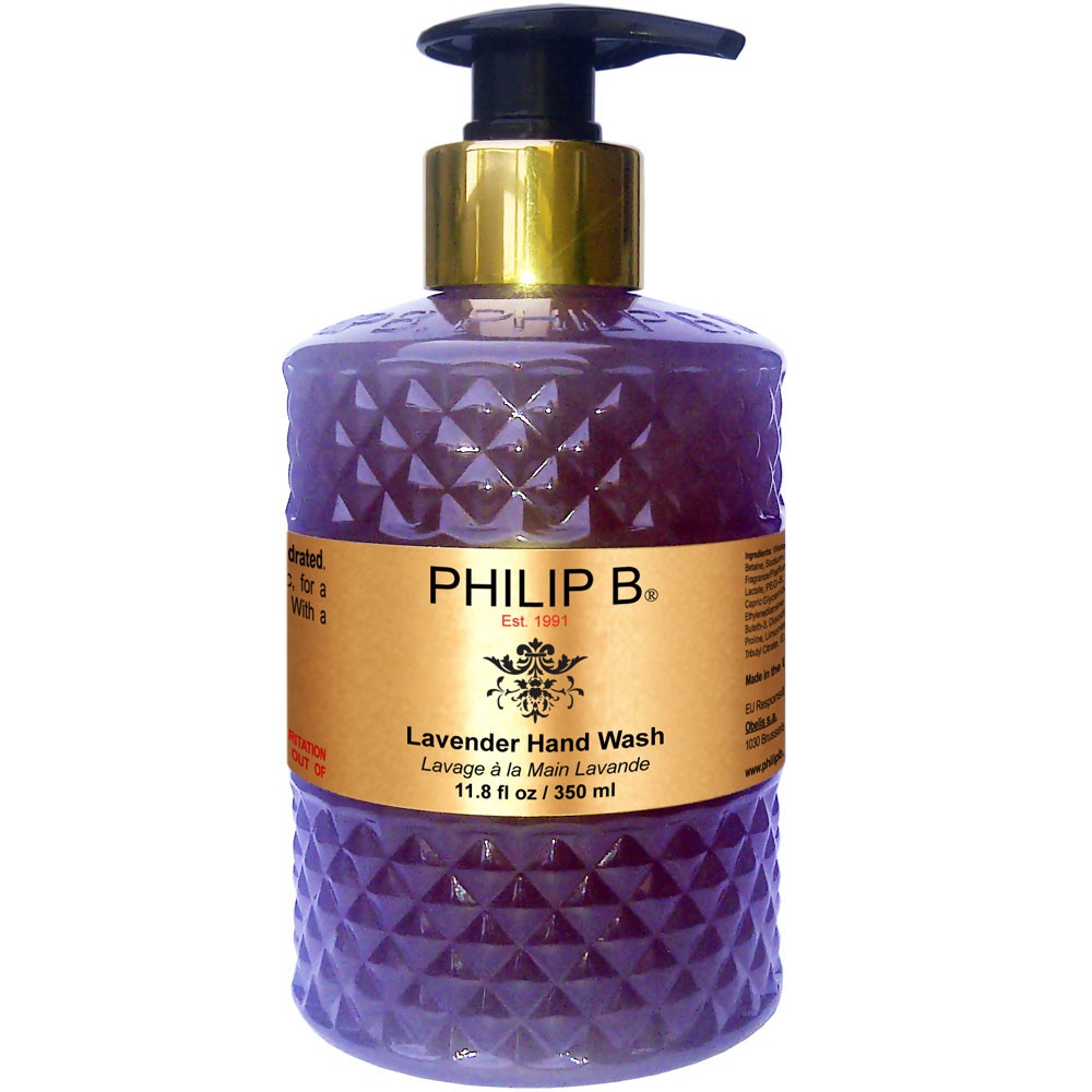 Philip B. Lavender Handwash 350 ml