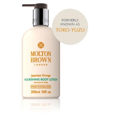 Molton Brown B&B Japanese Orange Body Lotion 300 ml