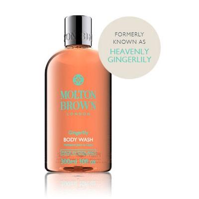 Molton Brown B&B Gingerlily Body Wash 300 ml