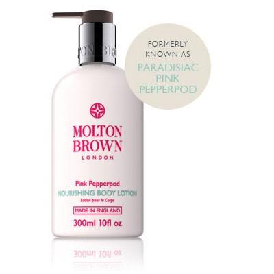 Molton Brown B&B Pink Pepperpod Body Lotion 300 ml