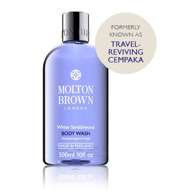 Molton Brown B&B White Sandalwood Body Wash 300 ml