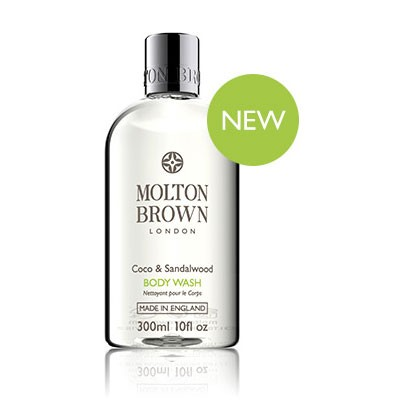 Molton Brown B&B Coco & Sandalwood Body Wash 300 ml