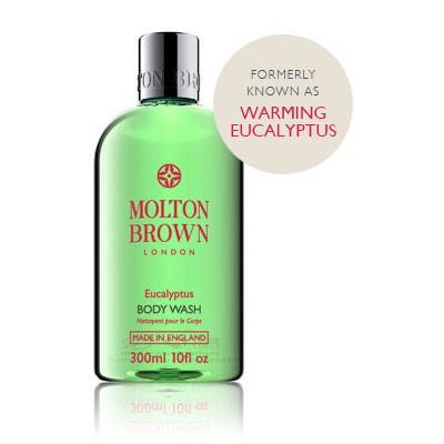 Molton Brown B&B Eucalyptus Body Wash 300 ml
