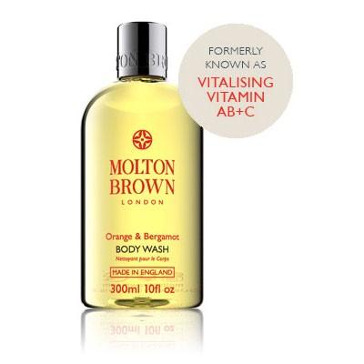 Molton Brown B&B Orange & Bergamont Body Wash 300 ml