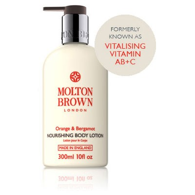 Molton Brown B&B Orange & Bergamont Body Lotion 300 ml
