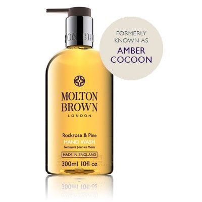 Molton Brown HAND Rockrose & Pine Hand Wash 300 ml