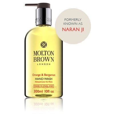 Molton Brown HAND Orange & Bergamot Hand Wash 300 ml