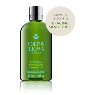 Molton Brown MEN Silverbirch Body Wash 300 ml