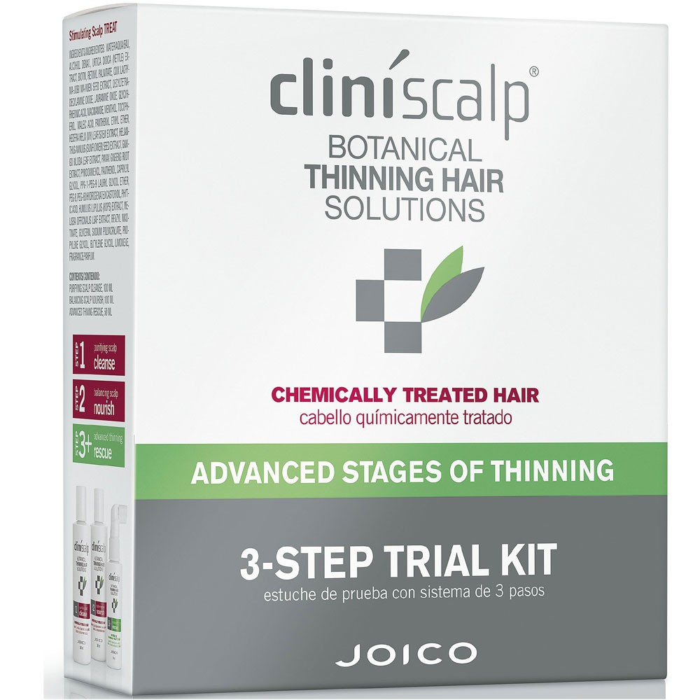 Joico Cliniscalp Starter-Set Chemically Treated Hair