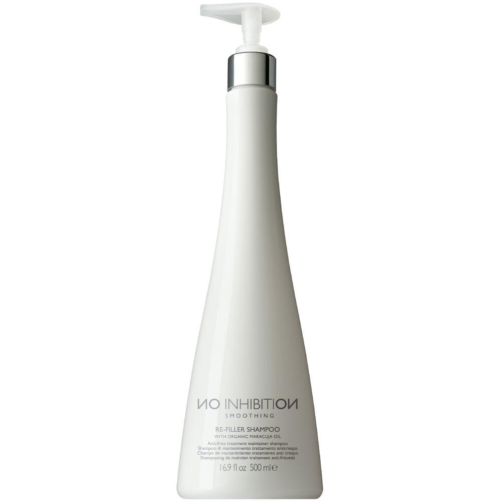 No Inhibition Smoothing  Re-Filler Shampoo 500 ml