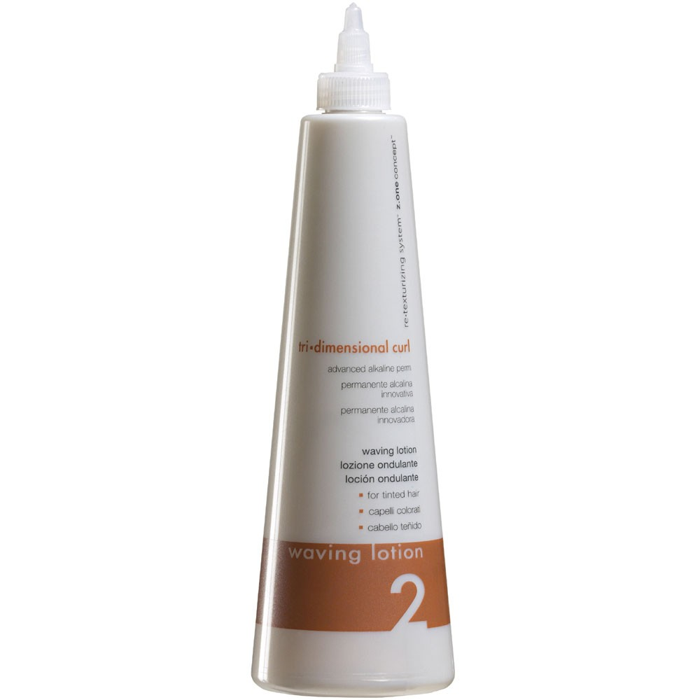 Re-texturizing System Tri-Dimensional Curl 2 500 ml