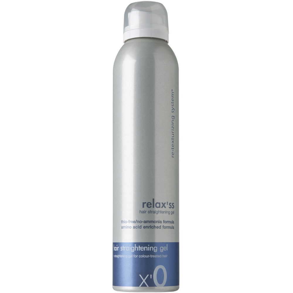 Re-texturizing System Relax'ss Hair Straightening Gel 0 200 ml