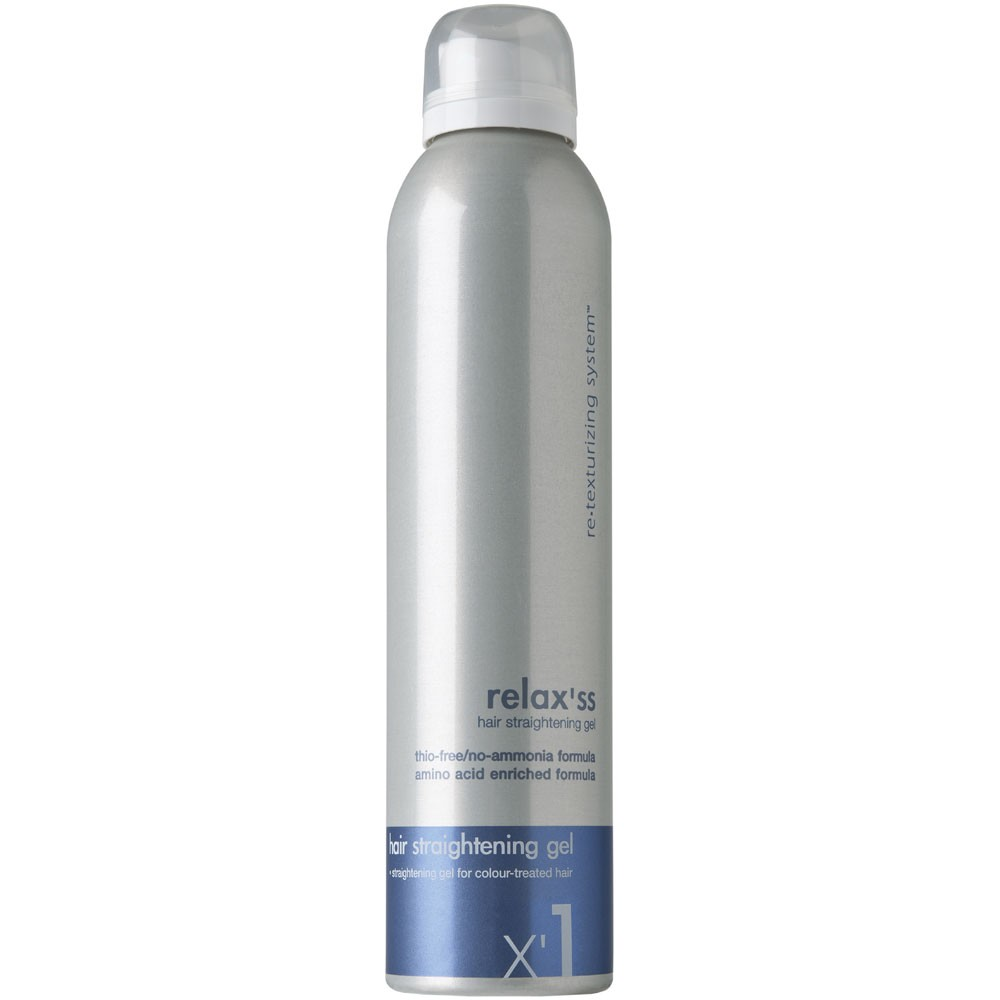 Re-texturizing System Relax'ss Hair Straightening Gel 1 200 ml