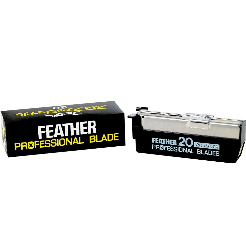 Feather Artist Club blades PB-20 box à 20