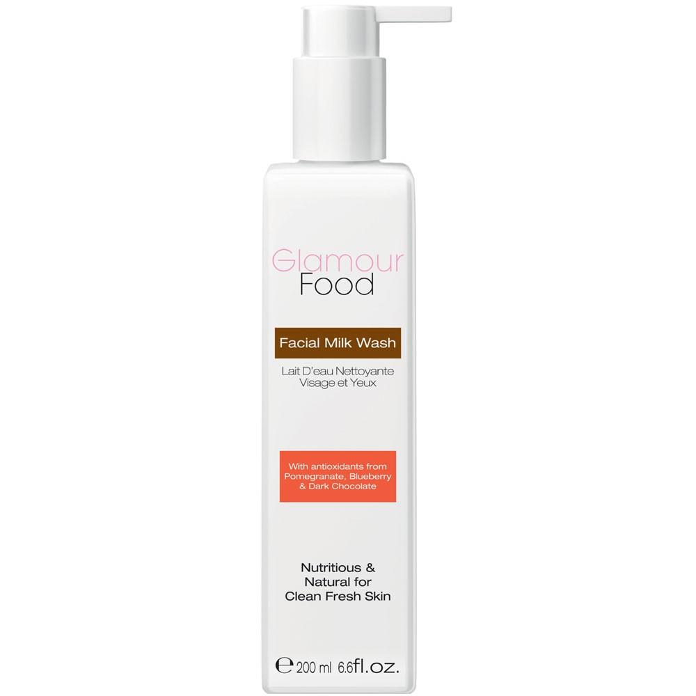 Glamour Food Facial Milk Wash 200 ml