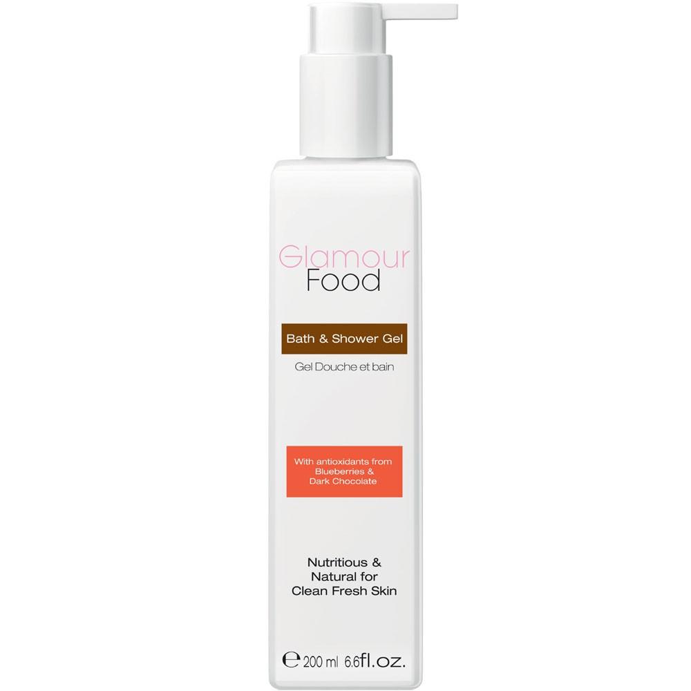Glamour Food Bath & Shower Gel 200 ml