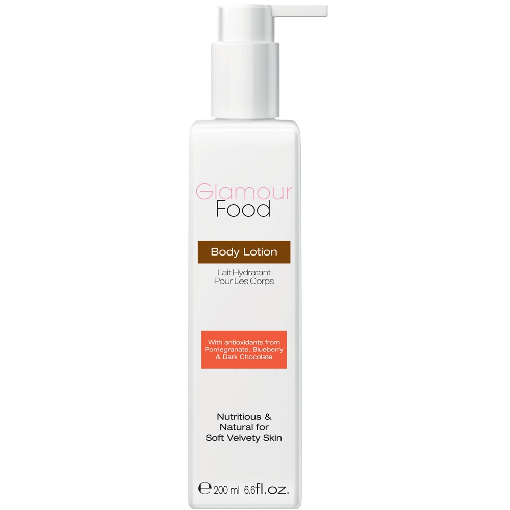 Glamour Food Body Lotion 200 ml