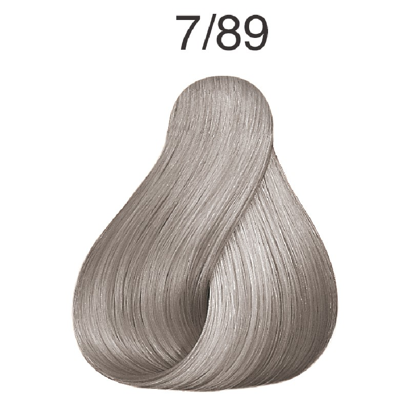 Wella Color Touch Rich Naturals 7/89 mittelblond perl-cendré