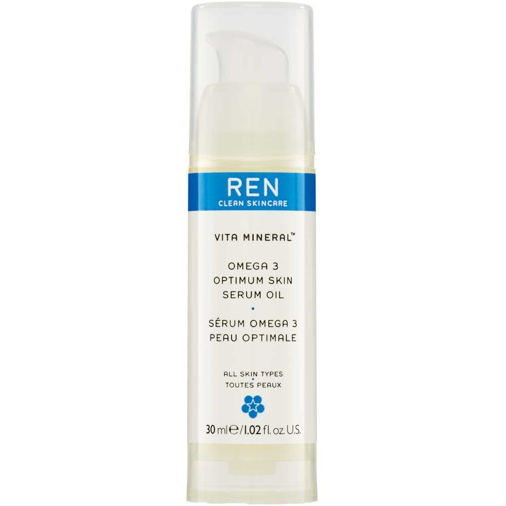 REN Vita Mineral Omega 3 Optimum Skin Oil 30 ml