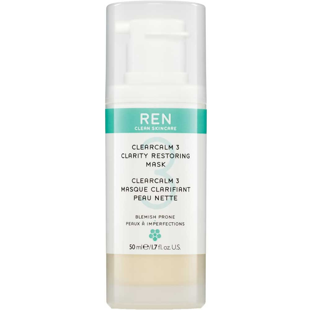 REN Clearcalm3 Clarity Restoring Mask 50 ml