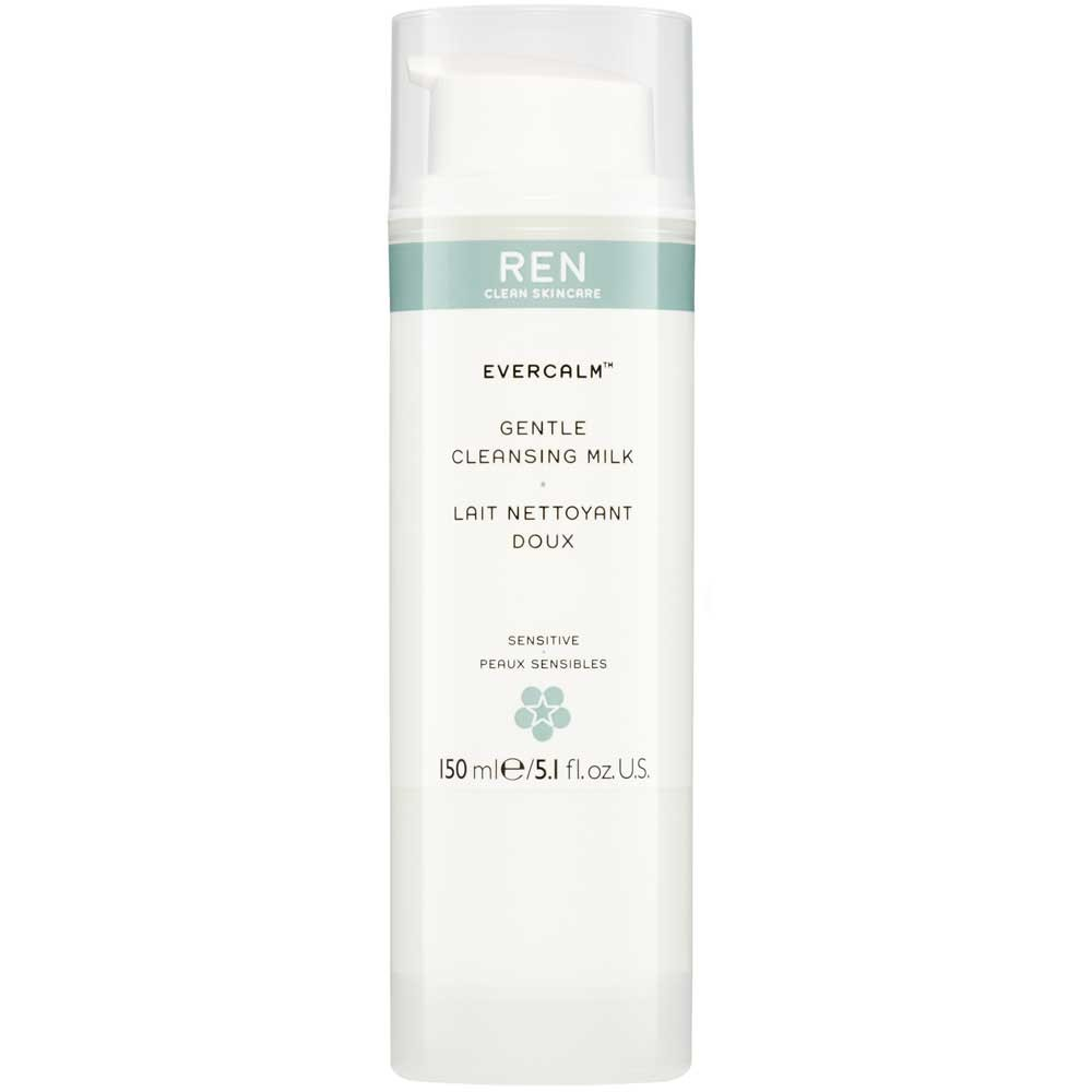 REN Evercalm Gentle Cleansing Milk 150 ml