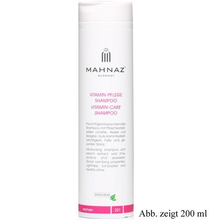MAHNAZ Vitamin-Pflege Shampoo 201 50 ml