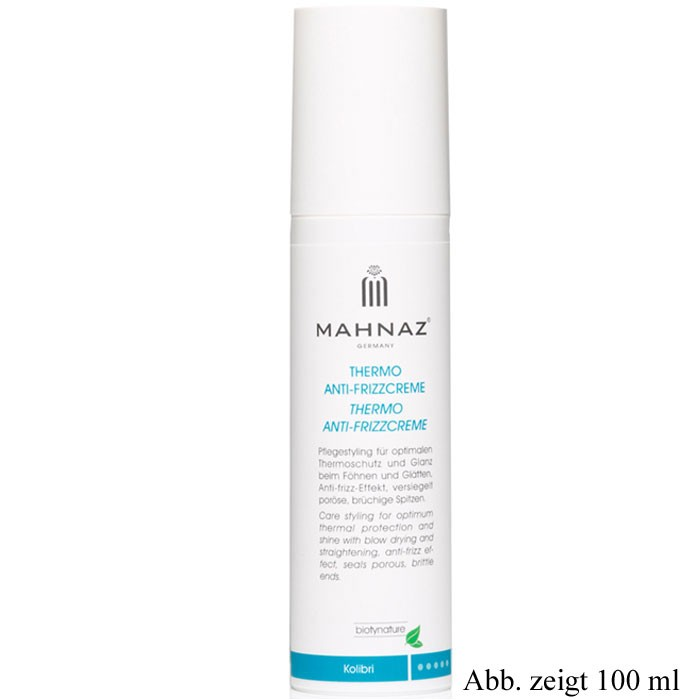 MAHNAZ Thermo Antifrizzcreme Kolibri 50 ml