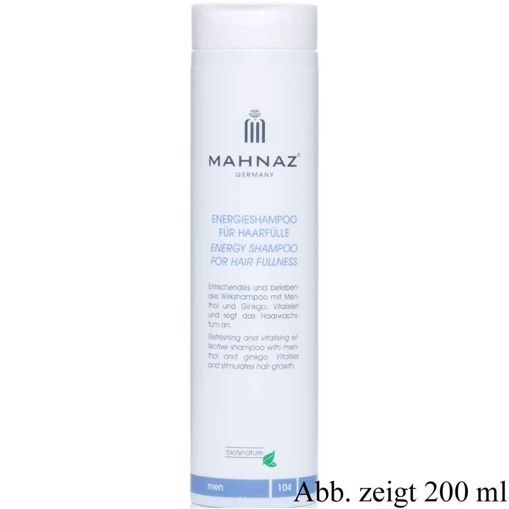 MAHNAZ Energieshampoo für Haarfülle 104 50 ml