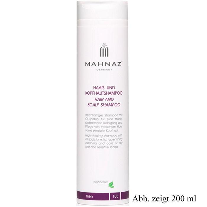 MAHNAZ Haar- und Kopfhautshampoo 105 50 ml