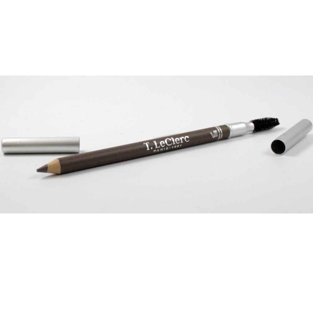 T. LeClerc Eyebrow Pencil 02 Châtain 1,18 g