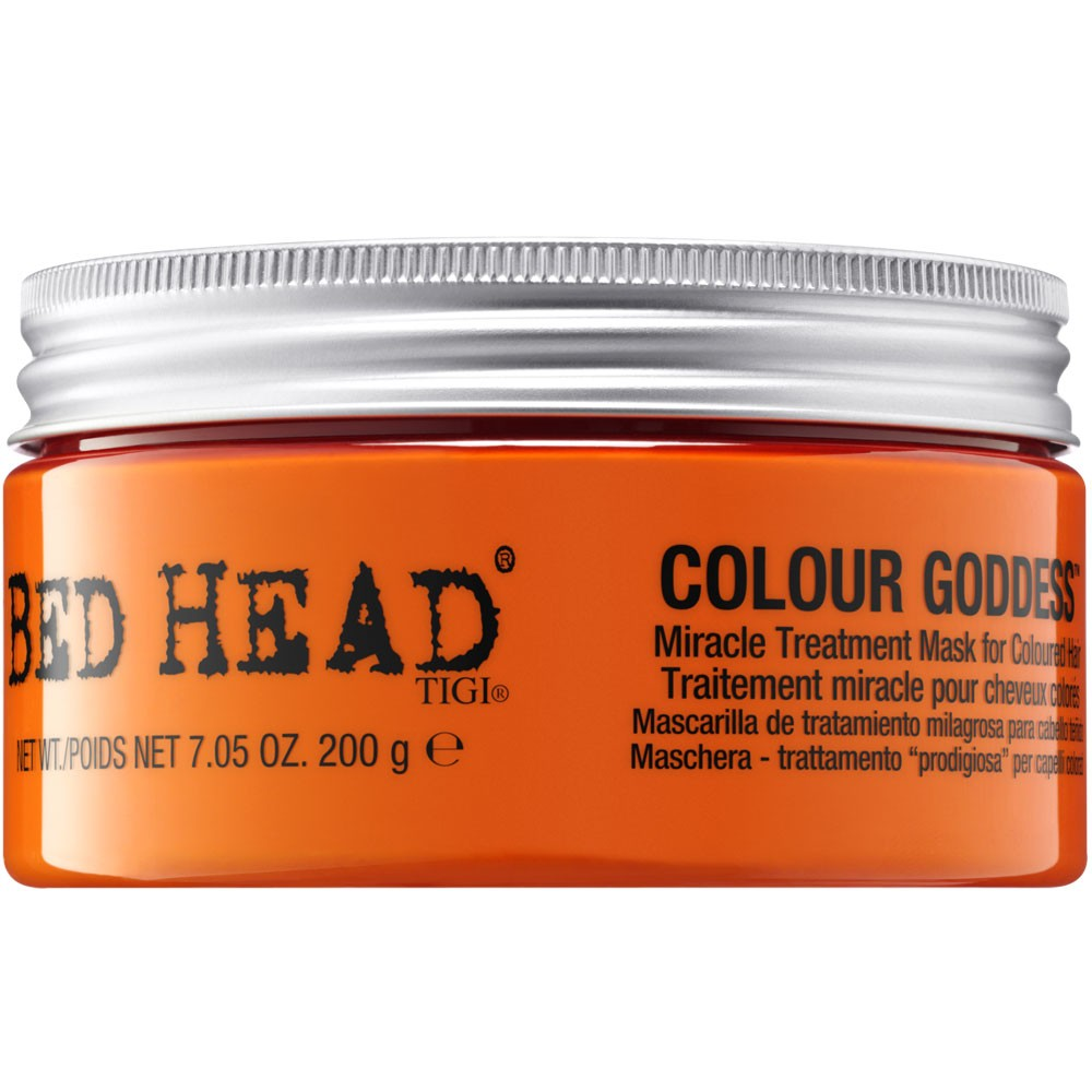 Tigi Bed Head Colour Goddess Miracle Treatment Mask 200 ml