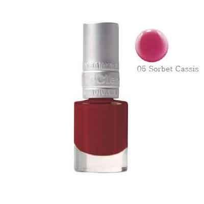T. LeClerc Nail Enamel 05 Sorbet Cassis 8 ml