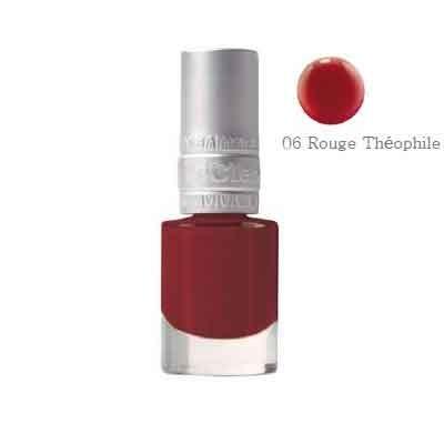 T. LeClerc Nail Enamel 06 Rouge Théophile 8 ml