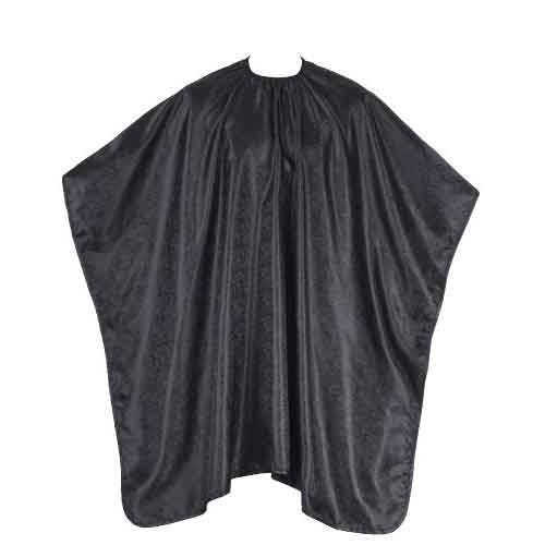 Efalock Haarschneideumhang Elegant Chic schwarz