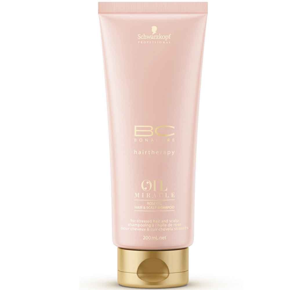 Schwarzkopf BC Bonacure Oil Miracle Rosenöl Shampoo 200 ml