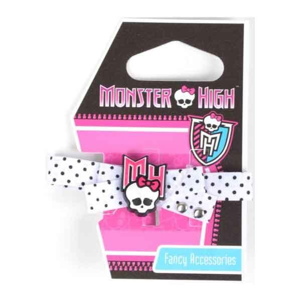 Solida Armband Monster High, weiß, verpackt