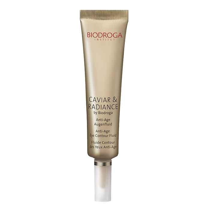 Biodroga Caviar & Radiance Anti Age Augenfluid 15 ml
